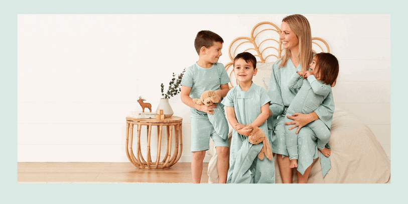 ergoPouch swaddles, sleepsuits, sleep bags and onesies – SS20/21 range