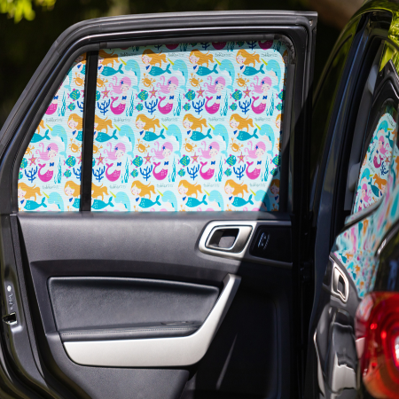 Toddler Tints - car window shade to block out the sun