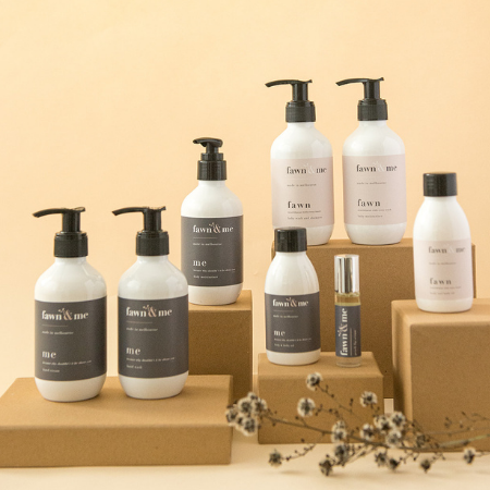 Fawn & Me - baby gift boxes and skincare