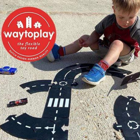 Toy Park - way to play road track