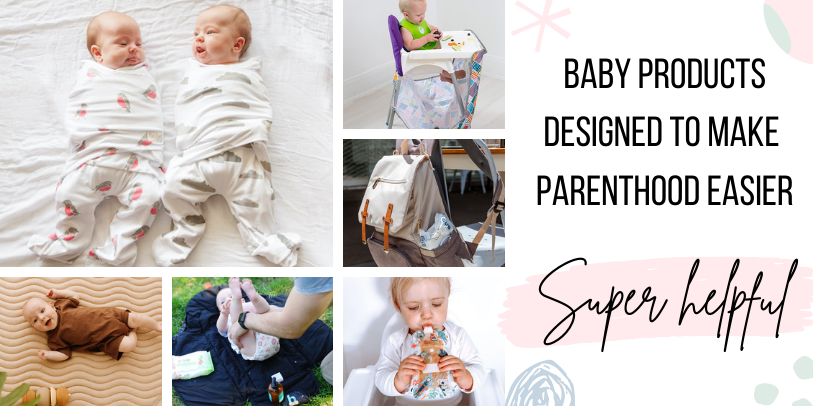Top baby products that make life easy